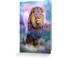 The Strongest Souls Emerge • (King of Dreams) Greeting Card