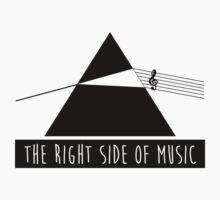 The Right Side Of Music by MannyCalavera