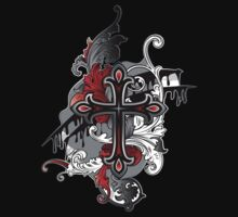 Gothic Cross by MGraphics