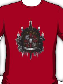 Heraldry of the eternal crusaders T-Shirt
