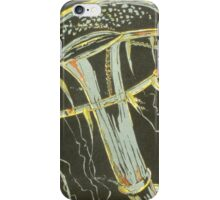 Visit the Aquarium, Jelly Fish iPhone Case/Skin