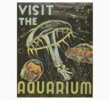 Visit the Aquarium, Jelly Fish Kids Clothes