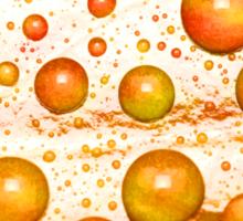 Redleaf Water Droplets Sticker
