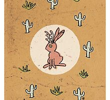 Jackalope by nestordesign