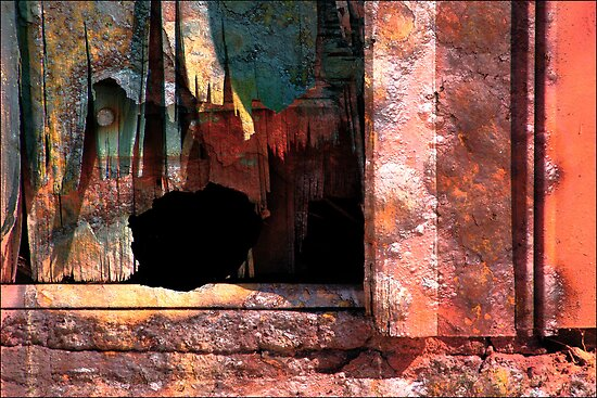 The Entrance by CarolM