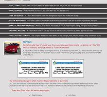7 Stars Super Low Price Auto Glass by lpautoglass