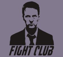 Fight Club … The Narrator by OliveB