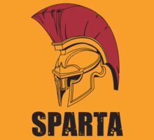 Sparta … Black by OliveB