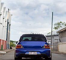 Mitsubishi Evo 9 by BlitzKonig