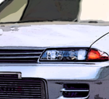 R32 GTR Sticker