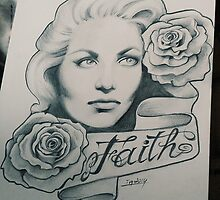 Faith by iwuliena