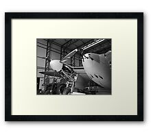 de Havilland Mosquito aircraft Framed Print