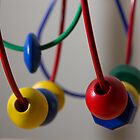 Abstract Kids Toy by Adam Germain