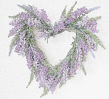 Lavender Heart by shalisa