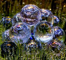 Dream Orbs (1) by Symbiosis - Justin Brosey