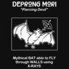 Deprong Mori -- Mythical Bat Able to Fly Through Walls Using X-rays by Samuel Sheats