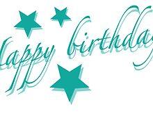 Happy birthday by pira
