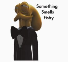 Octodad - Something Smells Fishy by Macbuk