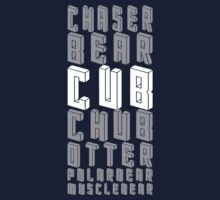 Cub (Chaser Bear Cub Chub Otter Polarbear Musclebear) by theattic