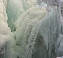 Flowing Ice by Nordic-Photo