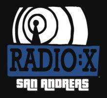 Radio X by RorcraftMC