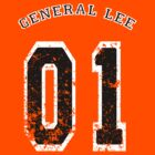 General Lee - Distressed by Ryan Wilton