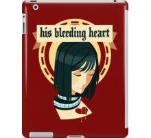 The Collared Saint iPad Case/Skin