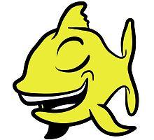 Happy happy fish by Motiv-Lady