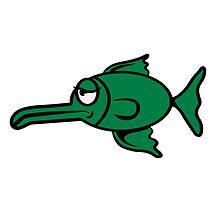 stupid sleepy swordfish by Motiv-Lady