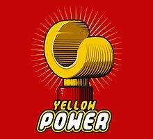 Yellow Power by theduc