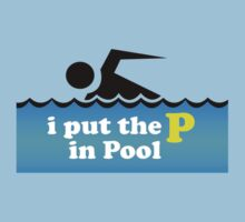 I put the pee in pool by RobertKShaw