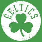 Vintage Boston Celtics by Aaron Booth