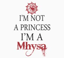 I'm Not a Princess I'm a Mhysa by seazerka