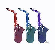 sdd Saxophone 55R by mandalafractal