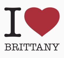 I ♥ BRITTANY Kids Clothes