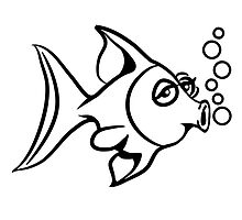 blow fish by Motiv-Lady