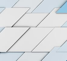 geometric shapes background by carloscastilla