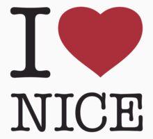 I ♥ NICE by eyesblau