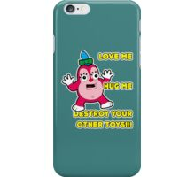Funzo. Simpsons TV serie.  iPhone Case/Skin