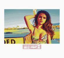 Selena Gomes Color Vibe | Freaky Fresh by FreakyFresh