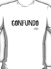 Confundo charm - Harry Potter T-Shirt