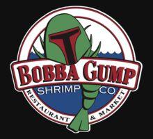 Bobba Gump Shrimp T-Shirt