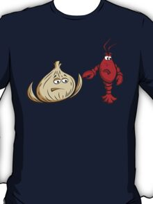 Lobster And Onions T-Shirt