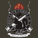 Secret Squirrel Ordnance Corps by Cow41087