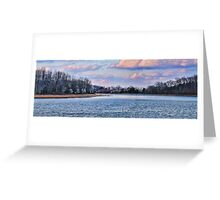 Spring Chill Greeting Card