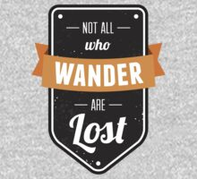 Not all who wander... by emberstudio