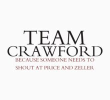 Team Crawford by woodian