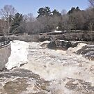 Hogs Back Falls, Ottawa, ON Canada - April 9/14 by Shulie1