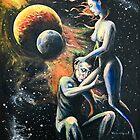 """Mars and Venus"" by Arts Albach"