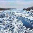 Frozen journey by Arts Albach